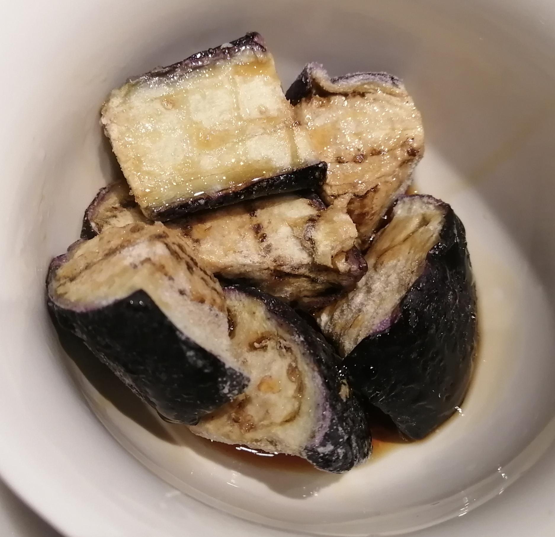 レシピ ナス 冷凍 揚げ